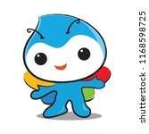 butterfly Mascot,water drop mascot,bird mascot,happy mascot,butterfly cartoon, cute water drop cartoon mascot
