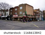 london  england  march 28  2015 ... | Shutterstock . vector #1168613842