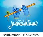 illustration poster or banner... | Shutterstock .eps vector #1168616992