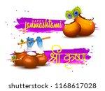 illustration poster or banner... | Shutterstock .eps vector #1168617028