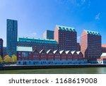 rotterdam  netherlands   may 6  ... | Shutterstock . vector #1168619008