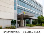 mississauga  ontario  canada ... | Shutterstock . vector #1168624165