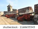 cartagena de indias colombia 11 ... | Shutterstock . vector #1168655545