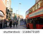 london  england  9 january 2013 ... | Shutterstock . vector #1168673185