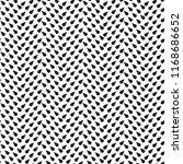 monochrome seamless pattern | Shutterstock .eps vector #1168686652
