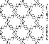 vector seamless pattern ... | Shutterstock .eps vector #1168687942