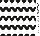 vector seamless pattern ... | Shutterstock .eps vector #1168687945