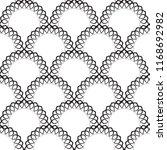 ornamental stylish background.... | Shutterstock .eps vector #1168692982