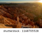 Sunrise Over The Hoodoos At...