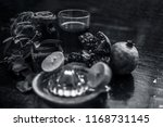 close up of herbal face pack of ...   Shutterstock . vector #1168731145