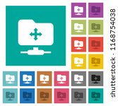 ftp move multi colored flat... | Shutterstock .eps vector #1168754038