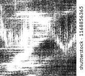 black and white grunge pattern...   Shutterstock . vector #1168856365