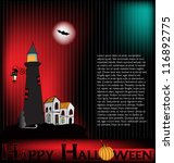 illustrated greeting card for...   Shutterstock .eps vector #116892775