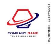 faster logo template vector | Shutterstock .eps vector #1168943035