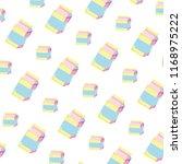 healthy milk box drink...   Shutterstock .eps vector #1168975222