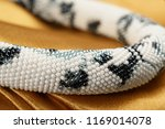 close up of bead rope  seed... | Shutterstock . vector #1169014078
