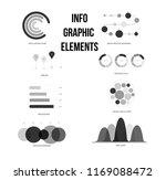 infographic elements  data... | Shutterstock .eps vector #1169088472