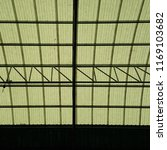 structure under the roof | Shutterstock . vector #1169103682