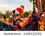 Loreto  Mexico   2018 Folklori...