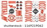 vintage retro vector logo for... | Shutterstock .eps vector #1169219062