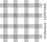 irregular checkered plaid... | Shutterstock .eps vector #1169271628