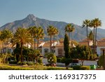 marbella  spain   may 4  2018 ... | Shutterstock . vector #1169317375
