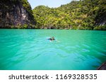 krabi  thailand    april 27  ... | Shutterstock . vector #1169328535