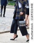 street style in paris | Shutterstock . vector #1169331448