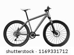 bicycle on background. bike.3d... | Shutterstock . vector #1169331712