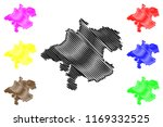 upper austria  republic of... | Shutterstock .eps vector #1169332525