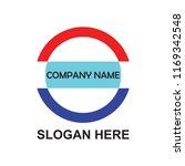 business logo minimalist   Shutterstock .eps vector #1169342548