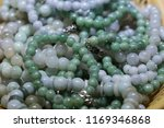 jade and bracelets at market in ...   Shutterstock . vector #1169346868
