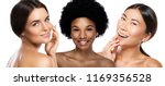 multi ethnic beauty or...   Shutterstock . vector #1169356528