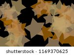 multicolored translucent stars... | Shutterstock . vector #1169370625