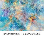 Abstract Mandala Graphic Desig...