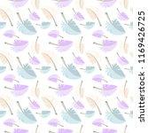 vector gentle pattern with...   Shutterstock .eps vector #1169426725