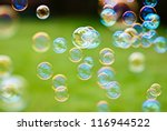 The Rainbow Bubbles From The...