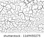 the cracks texture white and... | Shutterstock .eps vector #1169450275