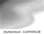 polka dot halftone pattern....   Shutterstock .eps vector #1169458138