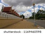 street of phnom penh  capital... | Shutterstock . vector #1169460598