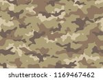 camouflage seamless pattern.... | Shutterstock .eps vector #1169467462