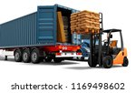 modern concept of loading and... | Shutterstock . vector #1169498602
