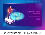 augmented reality for... | Shutterstock .eps vector #1169544838