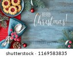 """merry christmas"" text on... 