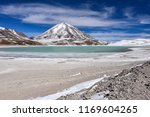 view of laguna verde and the... | Shutterstock . vector #1169604265