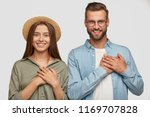 kind hearted friendly looking... | Shutterstock . vector #1169707828