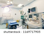 operating room for surgical... | Shutterstock . vector #1169717905
