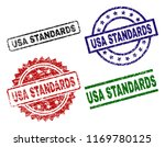 usa standards seal stamps with... | Shutterstock .eps vector #1169780125