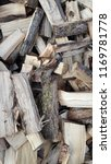 Firewood. Chopped Firewood....