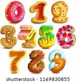 illustration of figures in the... | Shutterstock . vector #1169830855